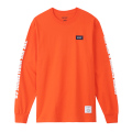 【HUF】ARM & HAMMER GOLD SEAL L/S TEE