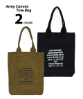 Army Canvas Tote Bag/アーミーキャンバストートバッグ