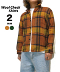 Wool Check Shirts