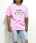 Nudie Rock Tee/ヌーディーロックティーPINK-