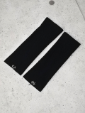 【1個までメール便可】Studs Arm Supporter-BLACK-