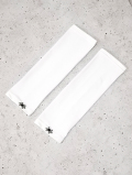 【1個までメール便可】Studs Arm Supporter-WHITE-