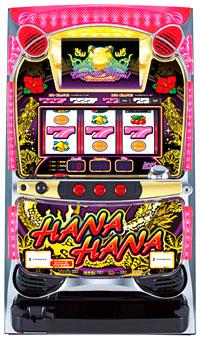 パイオニア ドラゴンハナハナ-30 BLACKパネル