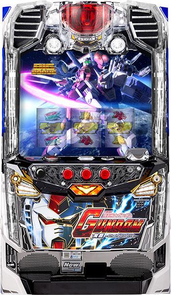 パチスロ 機動戦士ガンダム 覚醒-chained battle-