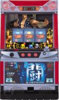 サミー パチスロ 北斗の拳2 ネクストゾーン闘 (スロット実機)
