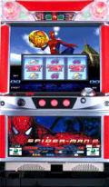 サミー スパイダーマン2(中古スロット台、スロット実機)