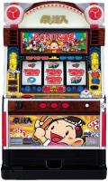 山佐 祭の達人〜ウィンちゃんの夏祭り〜(中古スロット台、スロット実機)