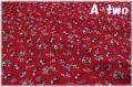 Robert Kaufman NAPTIME4 ことり RED 19419-3 (約110cm幅×50cm)