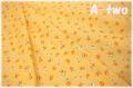 Robert Kaufman DARLENE'S FAVORITES Tossed Flowers YELLOW 20071-5 (約110cm幅×50cm)