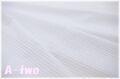 KEI FABRIC 薄手 マルチストライプ 2049-3 (約110cm幅×50cm)