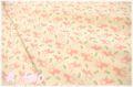 moda DEER CHRISTMAS Deer 小 生成り×ピンク 31164-21 (約110cm幅×50cm)