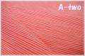 LECIEN L's Modern ストライプ オレンジ 31195-40 (約110cm幅×50cm)