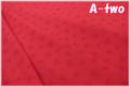 LECIEN Petit Fleur Collection フラワー レッド 31220-33 (約110cm幅×50cm)