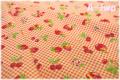 LECIEN Retro 30's フルーツ オレンジ 31286-40 (約110cm幅×50cm)