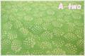 LECIEN 30's 7 ストロベリー グリーン 31374-60 (約110cm幅×50cm)