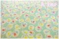 LECIEN Retro 30's Child Smile チューリップ ミント 31442-60 (約110cm幅×50cm)