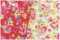 LECIEN Retro 30's Child Smile エレガントフラワー ミニカット2枚セット 31444 (1枚の大きさ約33cm×36cm)