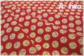 LECIEN 30's 8 スカラップチェリー レッド 31525-31 (約110cm幅×50cm)