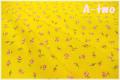 LECIEN 30's 8 ミニローズ イエロー 31526-50 (約110cm幅×50cm)