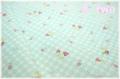 LECIEN La Conner チェック&ストロベリー 31545-70 (約110cm幅×50cm)