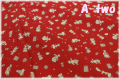 LECIEN Retro 30's ドール レッド 31553-30 (約110cm幅×50cm)