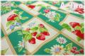 LECIEN Orchard Kitchen フルーツブロック グリーン 31736-60 (約110cm幅×50cm)