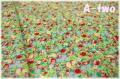 LECIEN Orchard Kitchen フルーツミニ グリーン 31738-60 (約110cm幅×50cm)