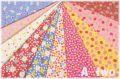 【Special Price!数量限定】 LECIEN Retro 30's Child Smile クォーターカット10枚セット (1枚の大きさ約50cm×55cm)