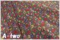 【少々難あり50%OFF】 YUWA ローン フラワー グレー 356042 (約110cm幅×50cm) 【ポイント還元対象外】