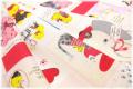 Hallmark Cards パッチ カラフル 40553-10 (約110cm幅×50cm)