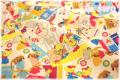 Hallmark Cards アニマル レトロ 40554-11 (約110cm幅×50cm)