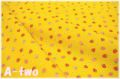 LECIEN Petite Cherie ストロベリー イエロー 41123-50 (約110cm幅×50cm)