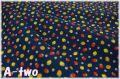 LECIEN Petite Cherie ストロベリー ネイビー 41123-70 (約110cm幅×50cm)