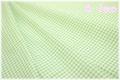 LECIEN ギンガムチェック グリーン 4508-G (約110cm幅×50cm)