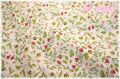 moda PAINTED MEADOW Bees 生成り 48662-11 (約110cm幅×50cm)