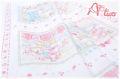 LECIEN Hello Baby パネル 生成り×パステル 49263-10 1R(約110cm幅×60cm)