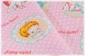 LECIEN Hello Baby ドット ピンク 49264-20 (約110cm幅×50cm)