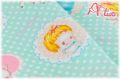 LECIEN Hello Baby ドット エメラルド 49264-60 (約110cm幅×50cm)