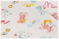 LECIEN Hello Baby アルファベット 生成り 49266-10 (約110cm幅×50cm)