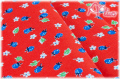 WINDHAM FABRICS SUGAR SACK Berries レッド 50434-1 (約110cm幅×50cm)