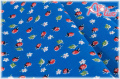 WINDHAM FABRICS SUGAR SACK Berries ブルー 50434-2 (約110cm幅×50cm)