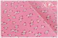 WINDHAM FABRICS STORYBOOK RANCH Prairie Stripe ピンク 50703-5 (約110cm幅×50cm)