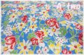 WINDHAM FABRICS SUGAR SACK2 フラワー ブルー 51445-2 (約110cm幅×50cm)