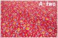 WINDHAM FABRICS SUGAR SACK2 ミニフラワー レッド 51447-1 (約110cm幅×50cm)