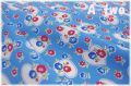 WINDHAM FABRICS SUGAR SACK2 ハート ブルー 51448-2 (約110cm幅×50cm)