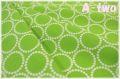 Andober Fabrics Mini Pearl Bracelets Lime 7829-G (約110cm幅×50cm)