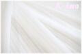 YUWA カラミドビー ストライプ ホワイト 7990-C (約110cm幅×50cm)