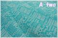 Alexander Henry key ingredient ブルー 8316-G (約110cm幅×50cm)