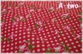 クラシックローズ レッド AT116547-E (約110cm幅×50cm)