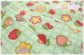 フルーツワッペン エメラルドグリーン AT116563-D (約110cm幅×50cm)